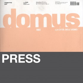 Domus maggio 2014 Featured_PRESS