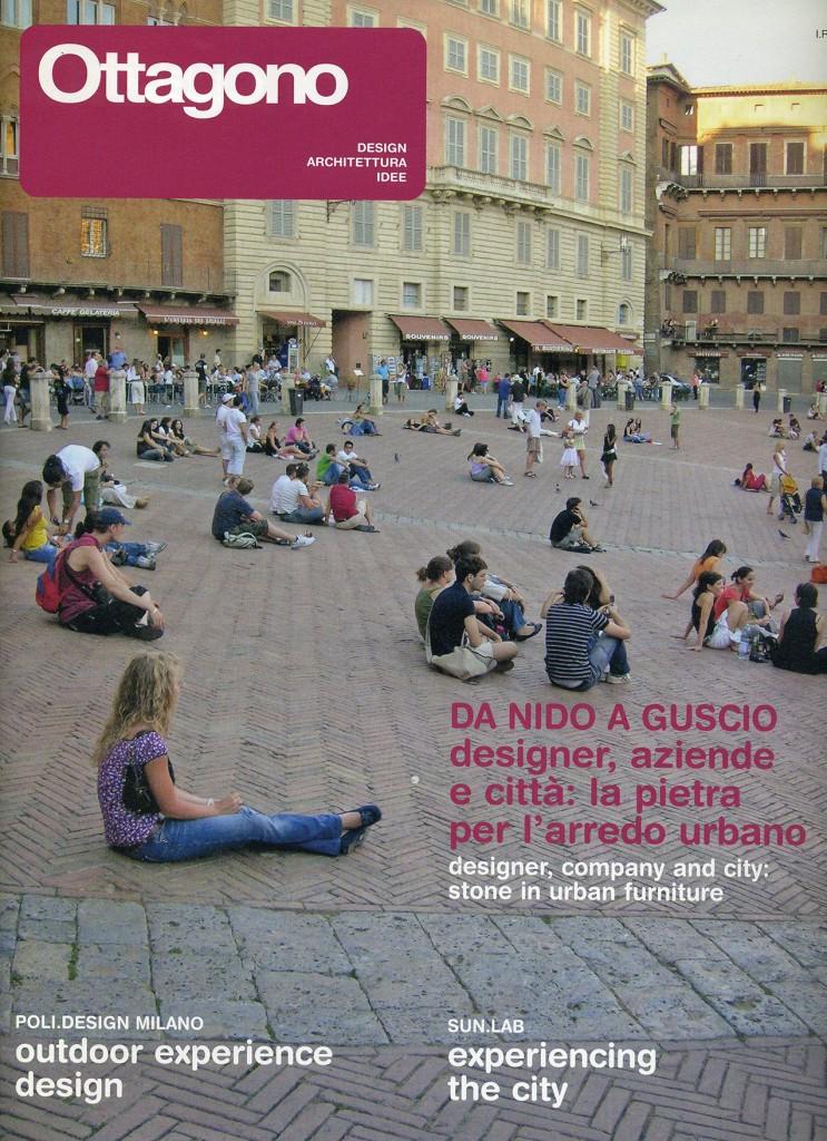 Ottagono speciale outdoor 2011_Copertina